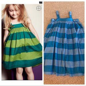 Girls Burberry Wrap Dress Size 14